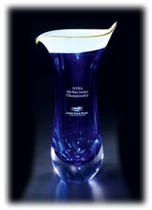 Blue Calla Lily Award