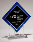 ACRYLIC DIAMOND AWARD