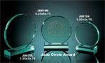 Jade Circle Award on base